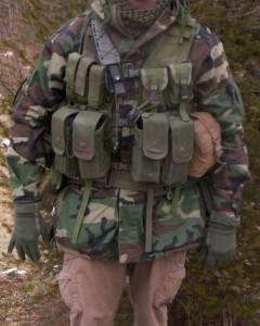 JC Dodge Tac vest