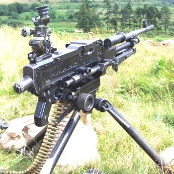 GPMG with C2 sight