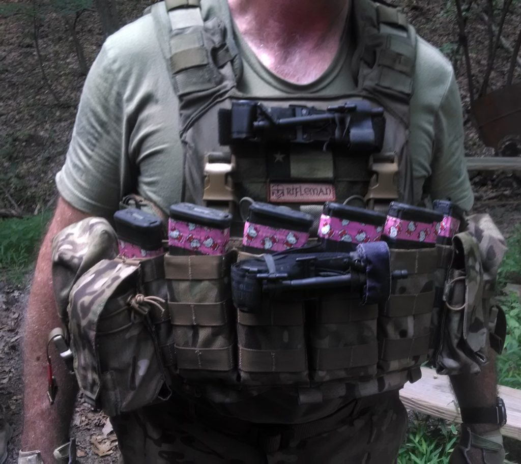 Gear Review Mvt 556 Patrol Chest Rig Hello Kitty Max