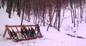 rifle rack