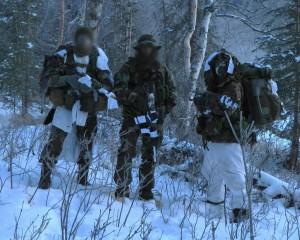 bergmann march drill