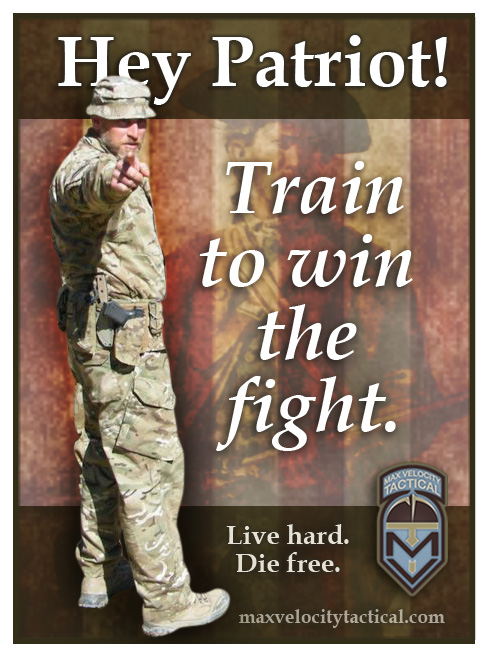MVT Poster -Train to Win the Fight