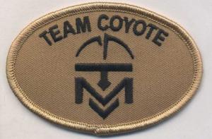 Team Coyote