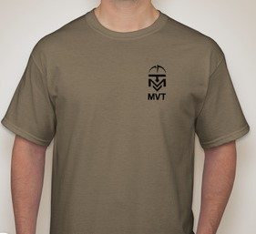 MVT Cotton Coyote Brown Front