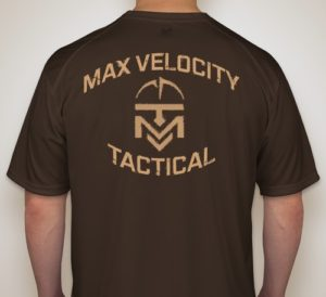 MVT Performance Brown Back
