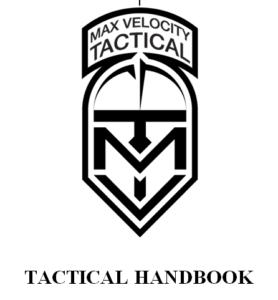Tactical Handbook Cover